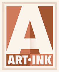 Art Ink Print Logo